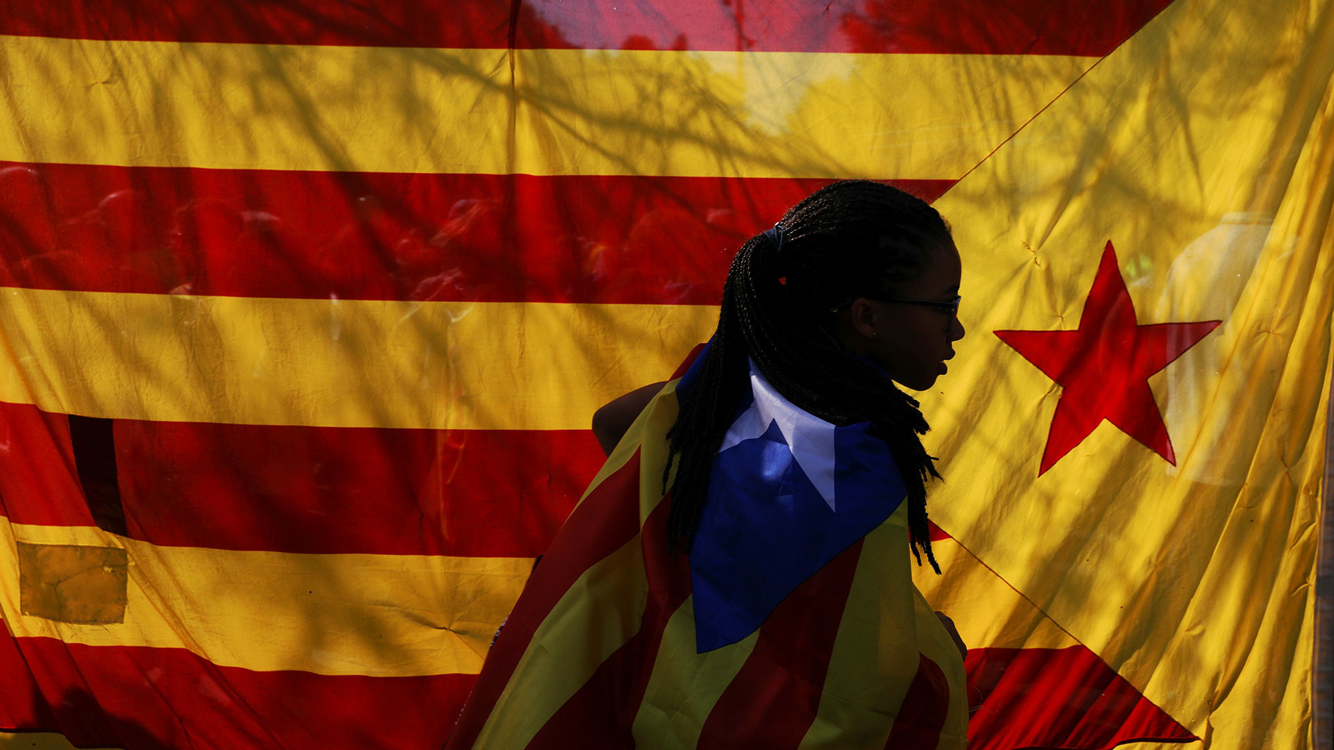 ¡PRETENDEN CREAR UN ESTADO SOCIAL DE DERECHO Y DE JUSTICIA IGUAL AL NUESTRO! / Cataluña ha ganado al Estado Español, afirma Generalitat antes de 1°O