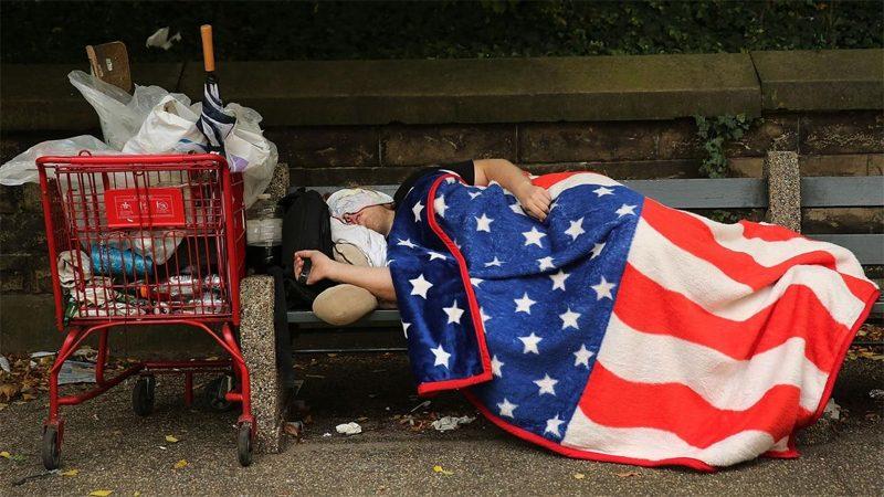 ¡ES QUE EL NORTE ES, Y SIEMPRE HA SIDO UNA QUIMERA! Aumentan las desigualdades económicas en EEUU