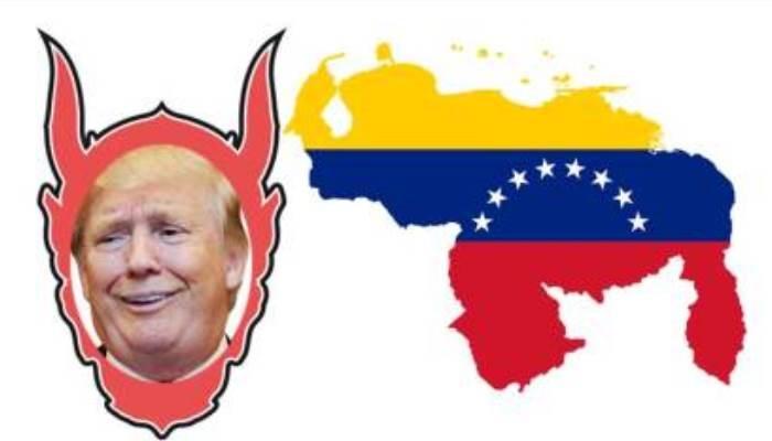 """¡UNA VUELTA MÁS A LA TUERCA DE LA INVASIÓN! / EEUU asigna a Venezuela categoría de """"Estado Canalla"""""""