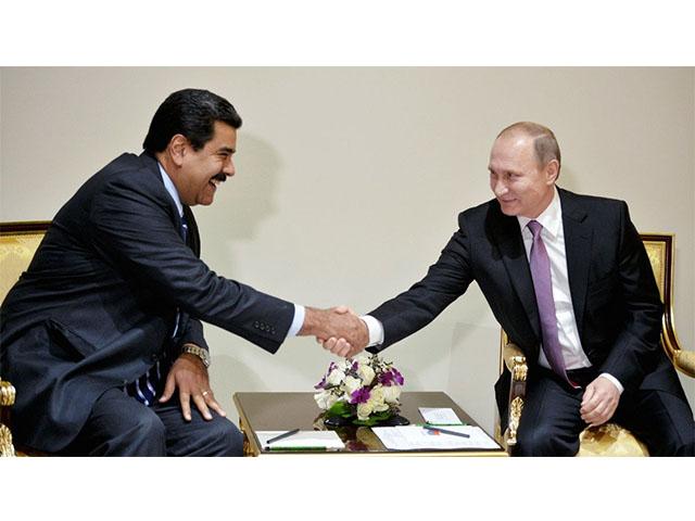 ¡ROMPIENDO EL CERCO FINANCIERO DEL IMPERIO! / Venezuela acuerda con Rusia la reestructuración de su deuda por 3.000 millones de dólares