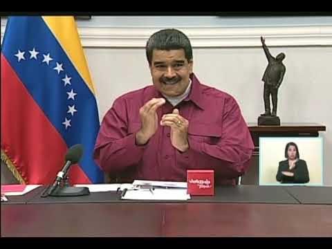 ¡INTENTANDO PALIAR LOS TERRIBLES EFECTOS DE LA GUERRA ECONÓMICA! / Maduro anuncia aumento de sueldo desde el 1 de noviembre: Queda en Bs. 456.507