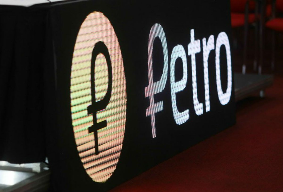 El Petro recibe buena acogida por la calificadora China Dagong International Credit Rating Group...