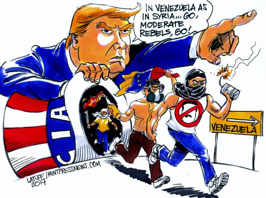 ¿QUE HAY TRAS EL ATAQUE A LA VENEZOLANIDAD?