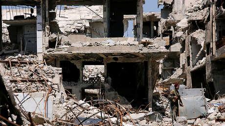 Rusia advierte que derribará cualquier misil norteamericano contra Siria