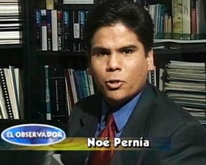 El mulato Noé Pernía se burla de los 20 negros quemados en Altamira...