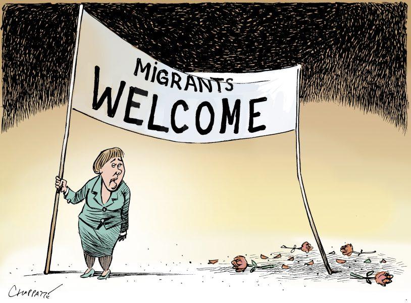 Carta de unos tristes emigrados...