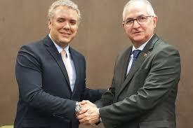 El plan del presidente de Colombia es promover una invasión multilateral contra Venezuela...