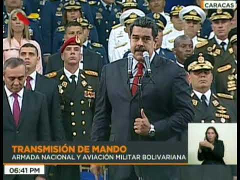 La criminal oligarquía colombiana junto con EE UU prepara un ataque a Venezuela...