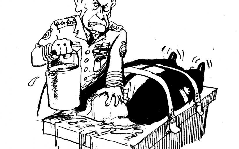 James Mattis, también conocido como Perro Rabioso, recorre América Latina para impulsar una invasión a Venezuela...