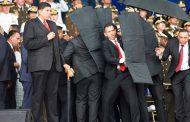 La derecha mayamera ya reconoce que su gente preparó el ATENTADO contra el Presidente Maduro... Es decir, el acto terrorista como siempre es made in USA...