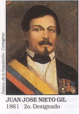 Mierda!: miren lo que le hicieron al único presidente negro de Colombia...