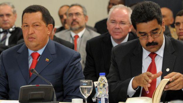 Un análisis de la BBC en la que revela que están pelando bien feo los que creían que Maduro era un PENDEJO...