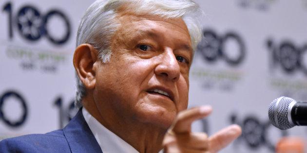 López Obrador y sus líneas de acción para combatir la corrupción