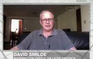 El tal David Smilde, gozoso agente de la CIA, quien pasa un sainete a The New York Time