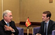 El nuevo amante español de Uribe, Pablo Casado, dice que lo del ATENTADO es un show...
