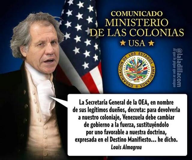 Una vez más hemos derrotado al imperio en el seno de la OEA