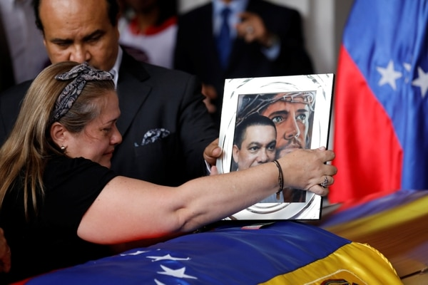 Fabricio Ojeda se suicidó, Jorge Rodríguez murió de muerte natural, lo de Orlando Figuera fue un montaje, pero a Fernando Alban lo mató el gobierno