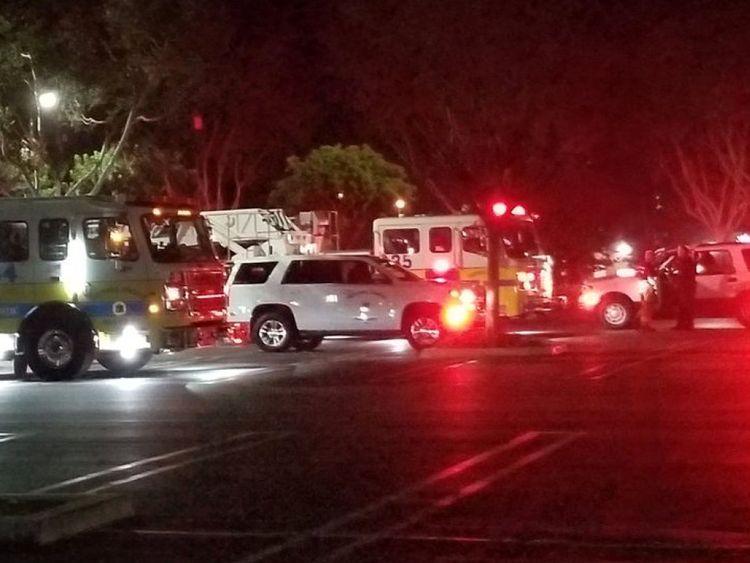 Miér...coles!: Otra matazón de gringos, esta vez en las afueras deLos Ángeles (California)...