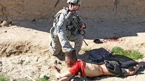 A donde llegan los malditos soldados gringos se producen violaciones en masa, luego hacen con ellas películas para decir que no fueron ellos sino unos locos...