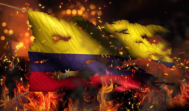 LA RED DE INTELECTUALES, ARTISTAS Y MOVIMIENTOS SOCIALES EN DEFENSA DE LA HUMANIDAD, CAPÍTULO VENEZUELA, ANTE LA REPRESIÓN EN COLOMBIA