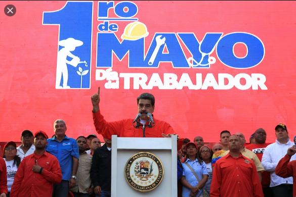 Lea el Comunicado emitido por la Central Bolivariana Socialista de Trabajadores leído ayer por el Presidente Nicolás Maduro (+Tuit)