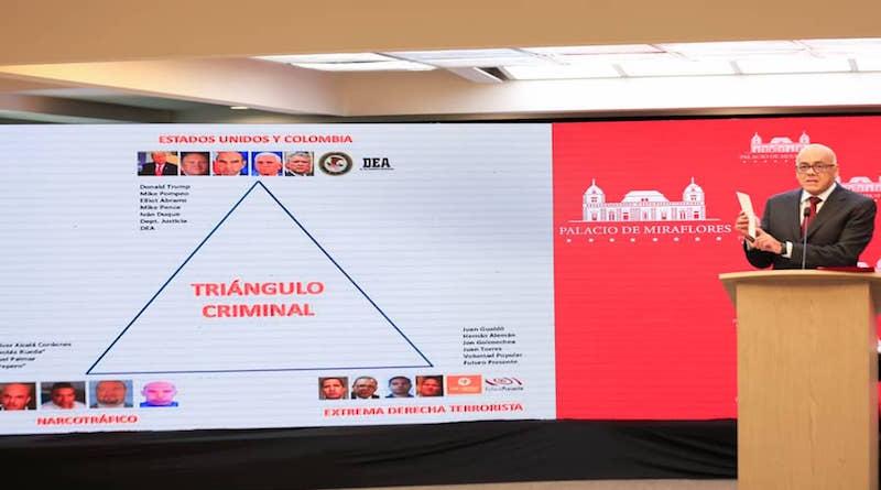 Escandalosos audios de Hernán Alemán revelan que DEA y empresas de EE.UU. financian plan mercenario en Venezuela (+Videos)