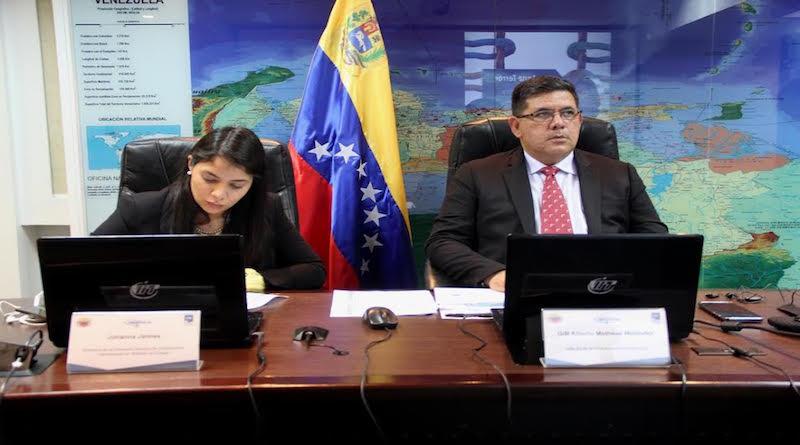 Venezuela presenta logros de lucha antidrogas durante encuentro virtual de Copolad