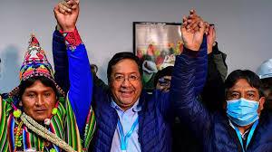 Mosca en Bolivia: Presidente electo Luis Arce ileso ante atentado con dinamita (+Video)