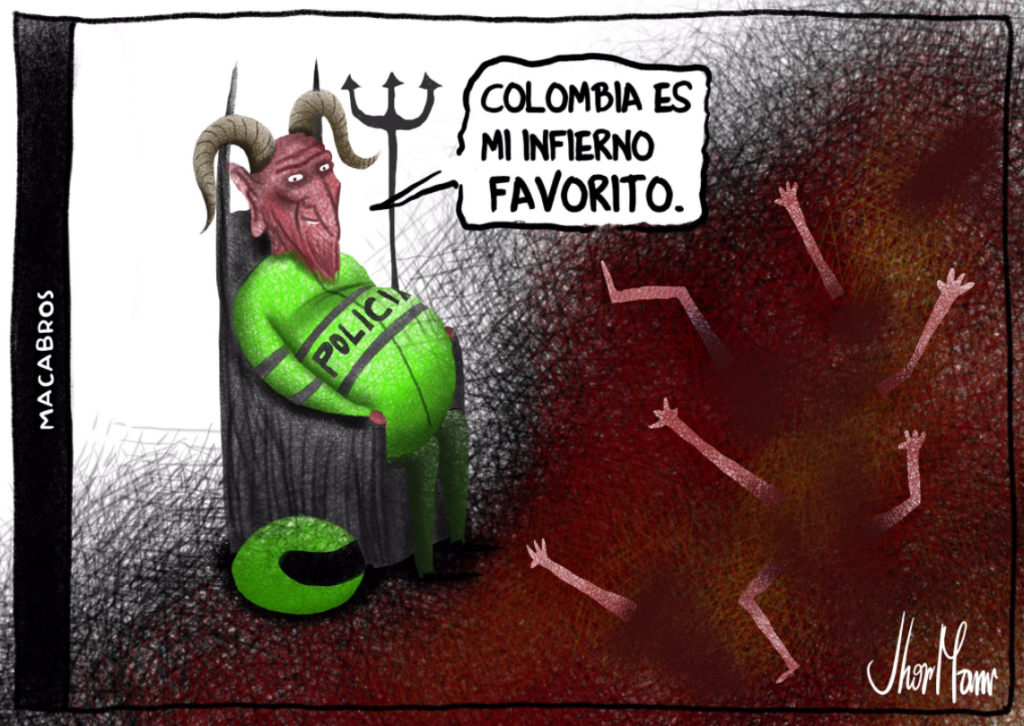La tragedia colombiana no tiene fin...