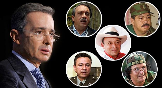 Uribe, el asesino que nos puso la mafia