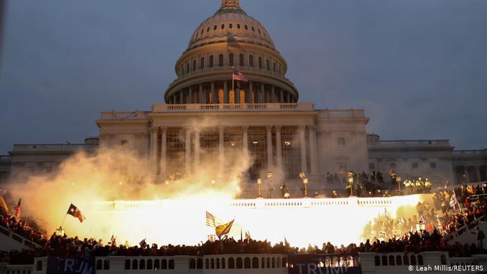 Se acabó el puje: Congreso de EE.UU. ratificó este jueves  victoria de Joe Biden...