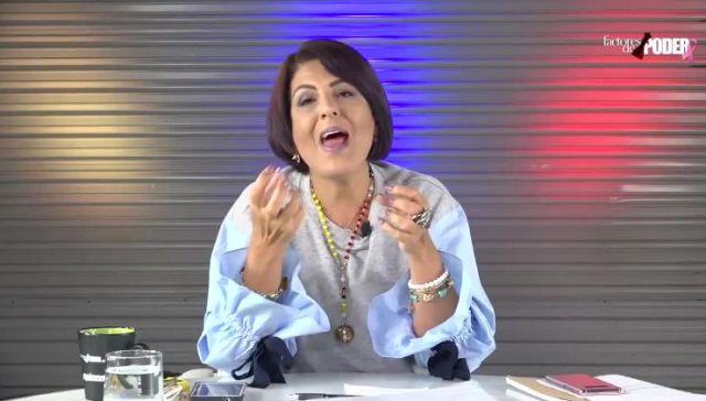 DICCIONARIO DE FARSANTES, el caso de Patricia Poleo...
