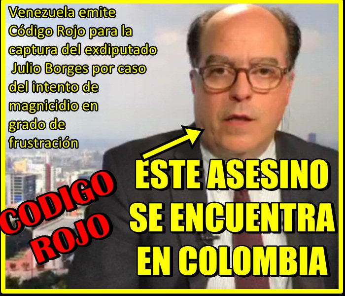DICCIONARIO DE FARSANTES, el caso de Julio Borges, quien asesinó a un niño y huyó como rata...
