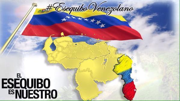 EL SOL DE VENEZUELA NACERÁ EN EL MORUCA (en El Esequibo), SI LA ESTRATEGIA ES LA CORRECTA...