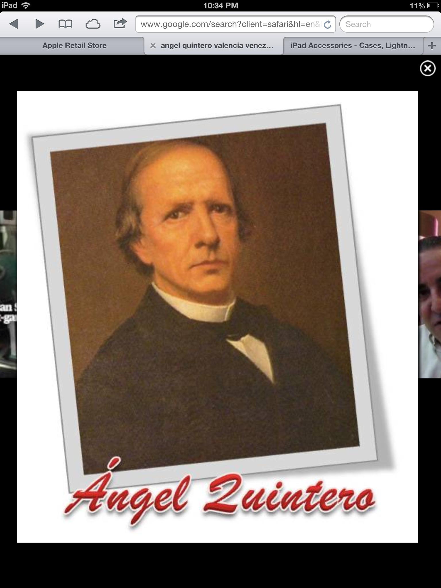 DICCIONARIO DE FARSANTES, el caso de Ángel Quintero (el ángel malo...)
