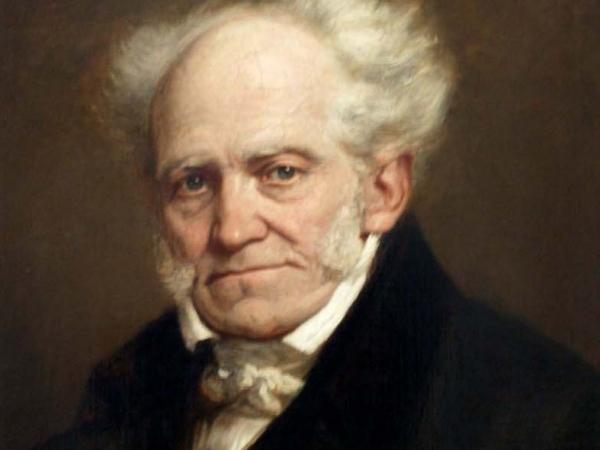 Schopenhauer en el centro de la sabiduría y del ser...