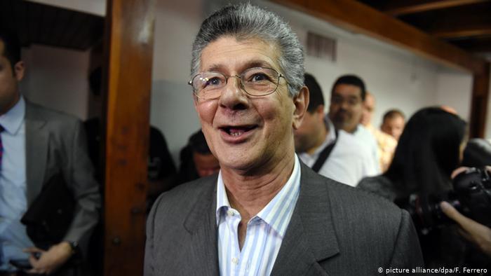 DICCIONARIO DE FARSANTES, el caso de Henry Ramos Allup...