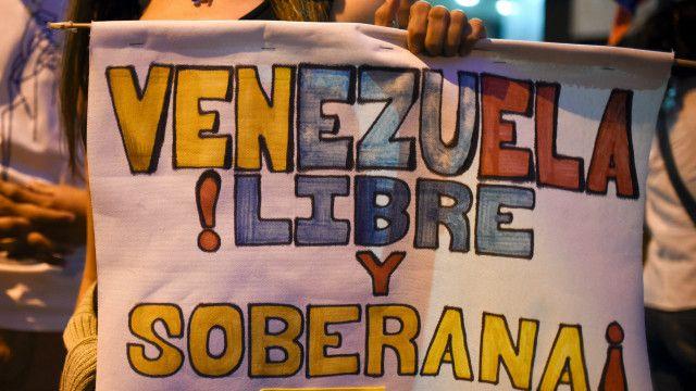 ¿Porque no se venezolanizan cobardes?