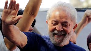 Lula calificó de