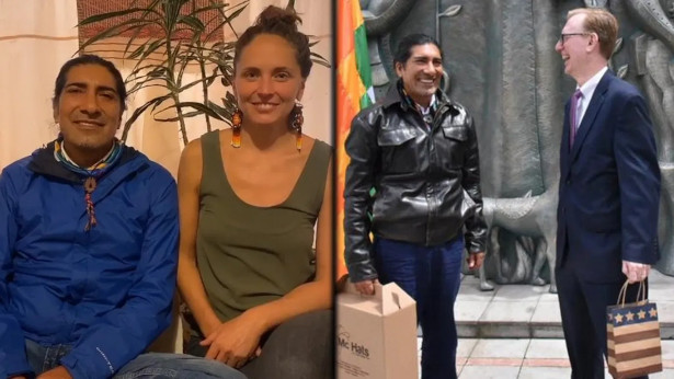 Académicos golpistas difunden mentiras para censurar el informe de The Grayzone que expone al candidato pseudo-izquierdista de Ecuador Yaku Pérez