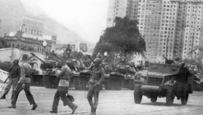Revelan que Brasil fue cómplice de EE.UU. en el Golpe contra Salvador Allende